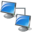 http://icons.iconarchive.com/icons/iconshock/vista-general/64/network-icon.png