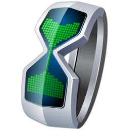 Hourglass Icon | Windows 7 General Iconset | Iconshock