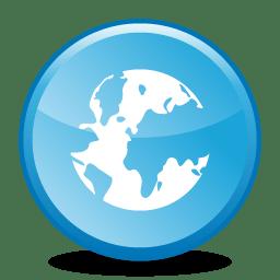 01 Globe icon