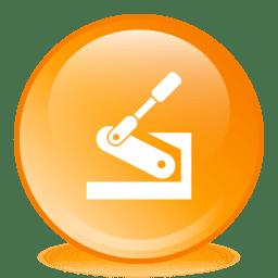 Tin snips icon