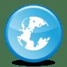 01-Globe icon