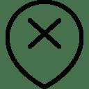 Geo Close icon