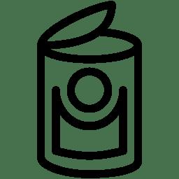 can icon line iconset iconsmind
