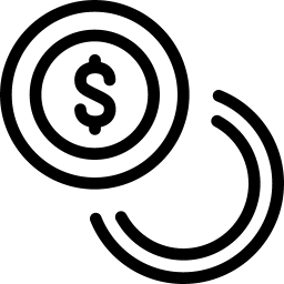 Coins 3 icon