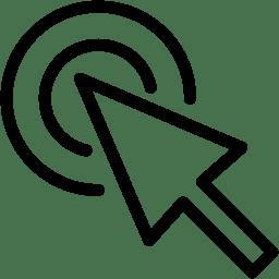 Cursor Click 2 icon