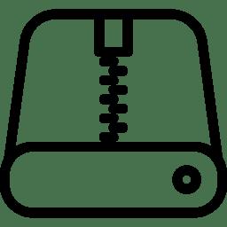 Data Compress icon