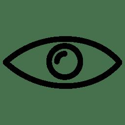 Eye 2 icon