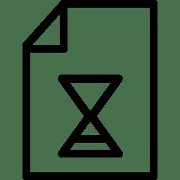 File Loading icon