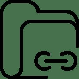 Folder Link icon