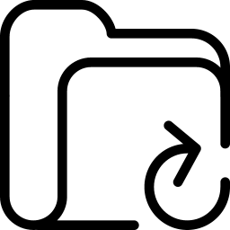 Folder Refresh icon