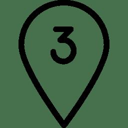 Geo2 Number icon