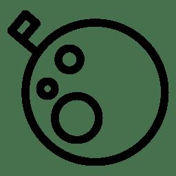 Halloween Moon icon