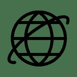 internet icon line iconset iconsmind