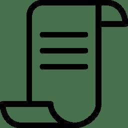 Receipt 3 icon