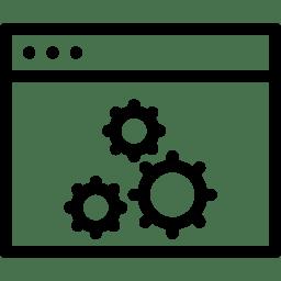 Settings Window icon
