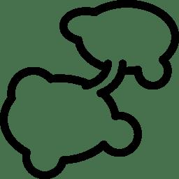 Speach BubbleComic 4 icon
