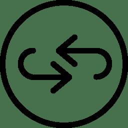 Synchronize 2 icon