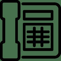 Telephone 2 icon