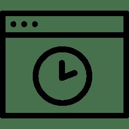 Time Window icon
