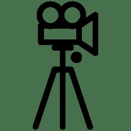 Tripod andVideo icon