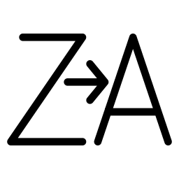 Z A icon