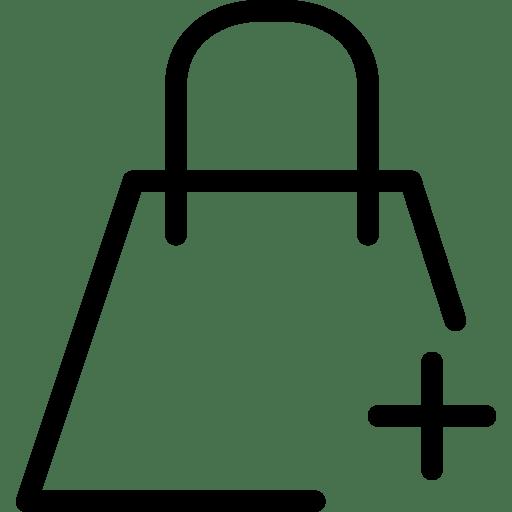 Add-Bag icon