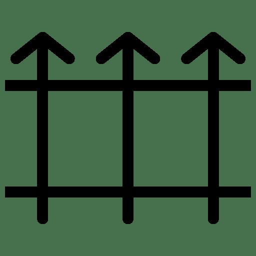 Arrow-Barrier icon