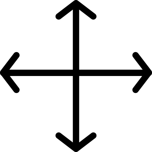 Arrow-Cross icon
