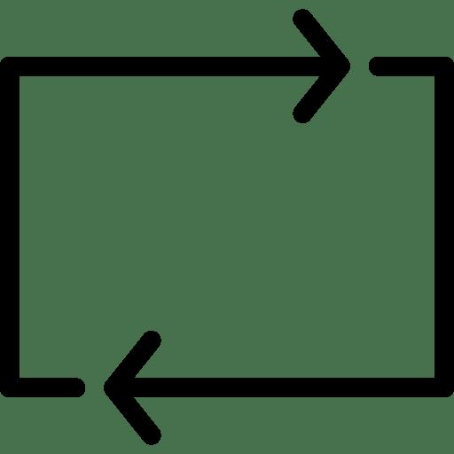 Arrow-Loop icon