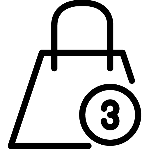 Bag-Quantity icon