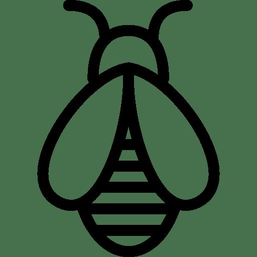 Bee Icon | Line Iconset | IconsMind