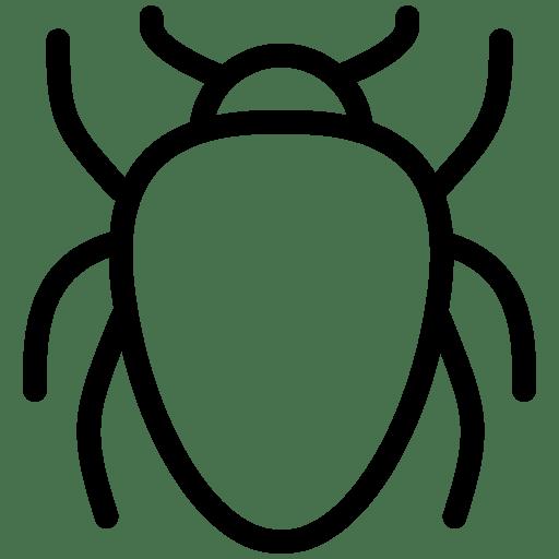 bug outline