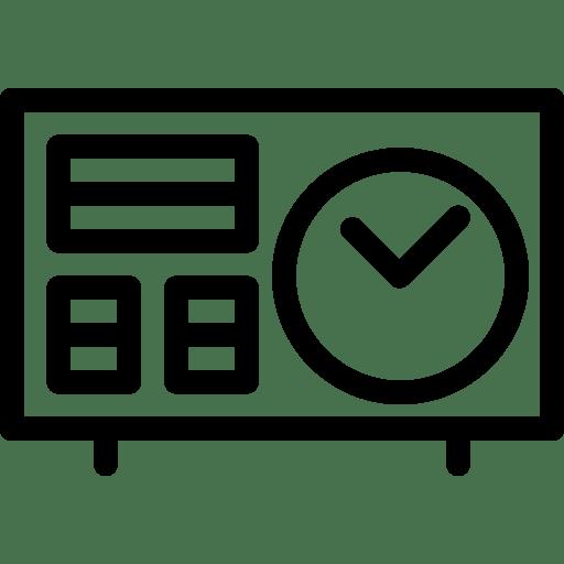 Calendar-Clock icon