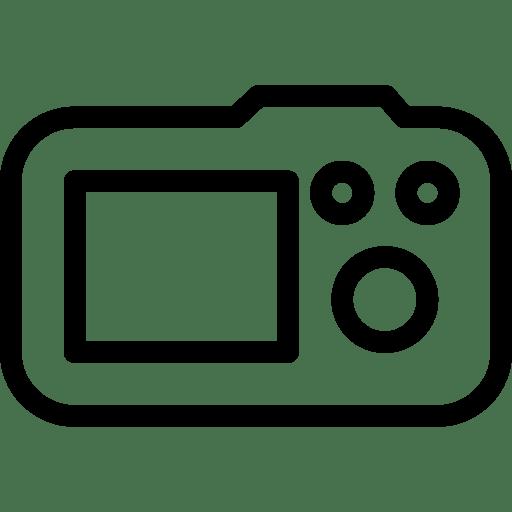 Camera Back icon