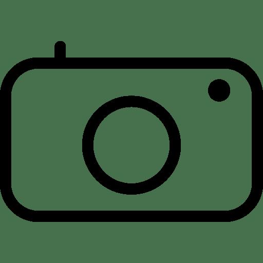 Camera Icon | Line Iconset | IconsMind