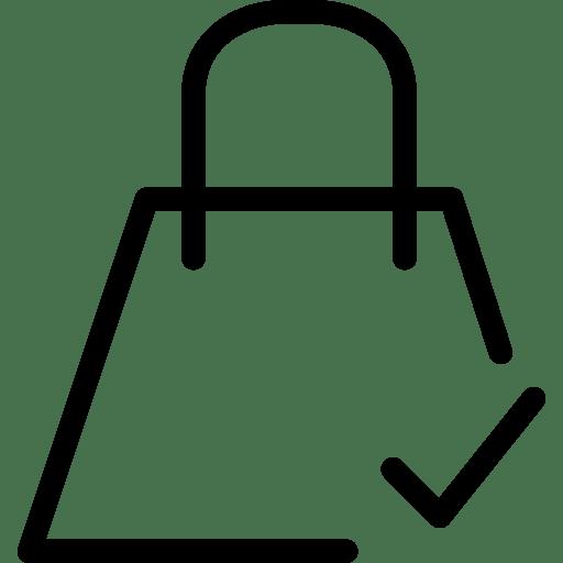 Checkout-Bag icon