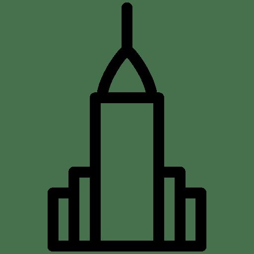 Chrysler-Building icon