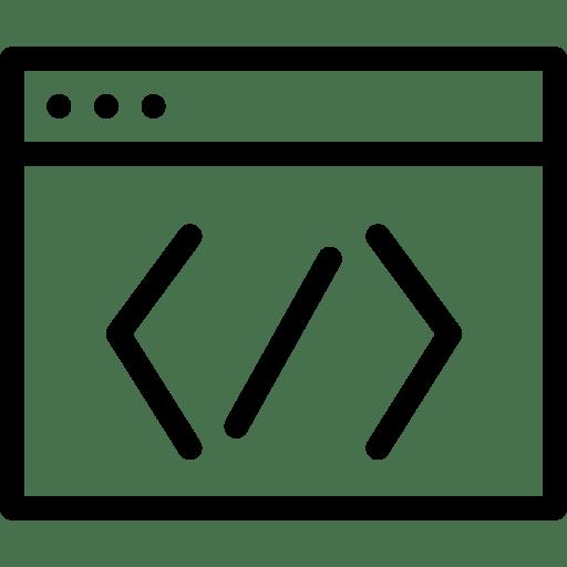 Code-Window icon