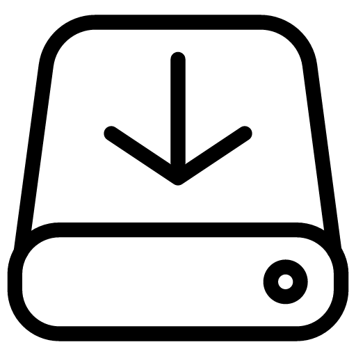 Data-Download icon