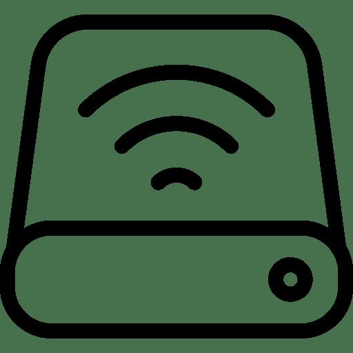 Data-Signal icon