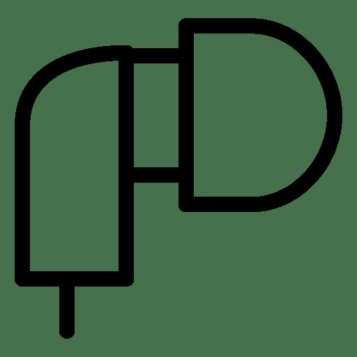 Earphones-2 icon