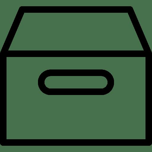 Empty-Box icon