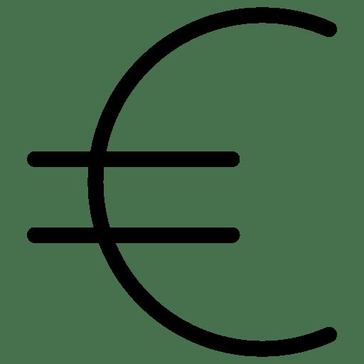 Euro Sign 2 icon