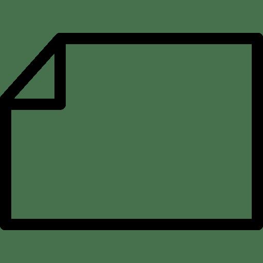 File-Horizontal icon