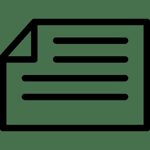 File-HorizontalText icon