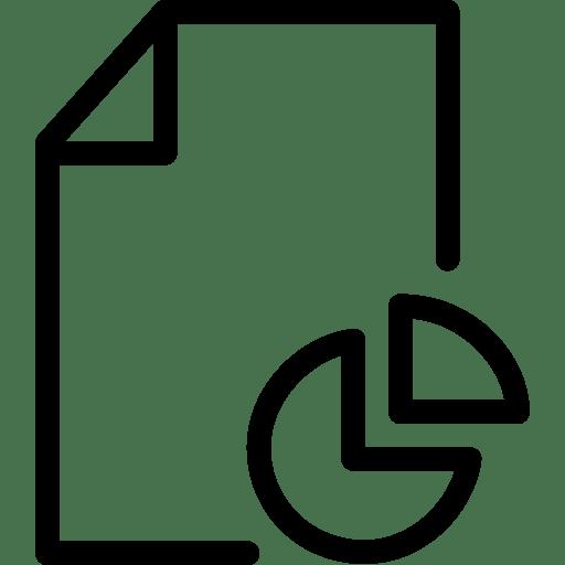 File-Pie icon