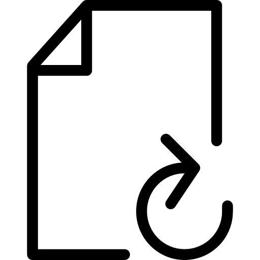 File-Refresh icon