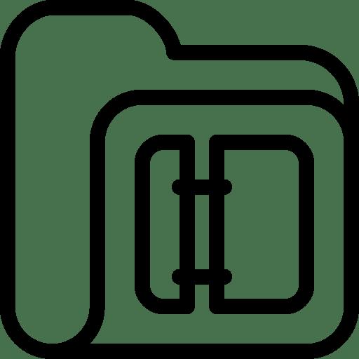 Folder-Binder-2 icon