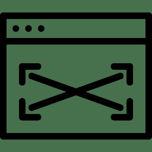 Full-ViewWindow icon