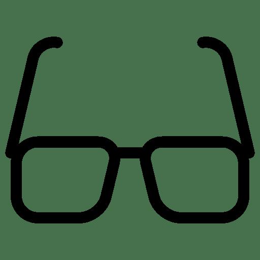 Glasses-3 icon